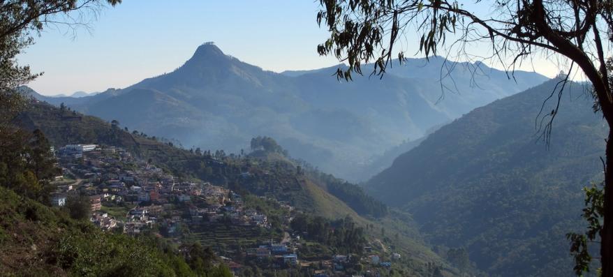 View of Perumal