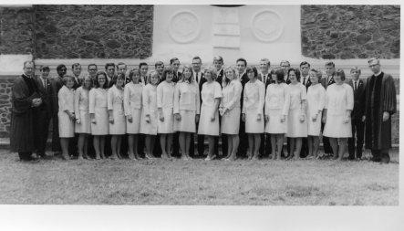 1967 Graduating Class