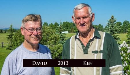 David Cox & Ken Pease