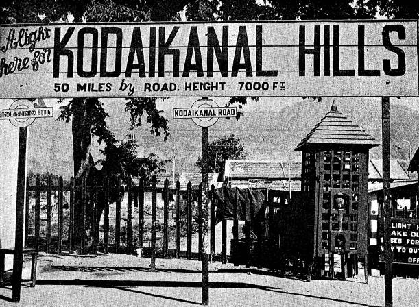 Kodai Road