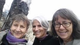 Loey, Laura, Margie