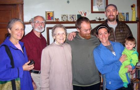 Peter Kapenga and Family 2014