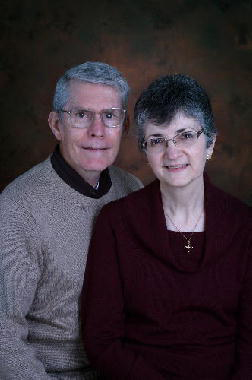 Wes and Jean Bell 2014
