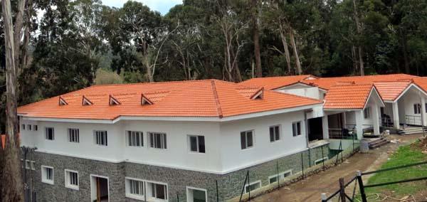 New Dorms on Ganga Compound