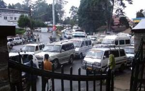 Traffic in Season