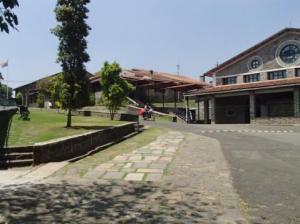 Gym - now Alumni Hall