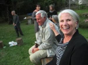 Laura and Ken
