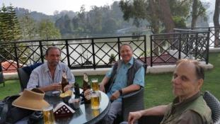 Mario, David and Tim at the